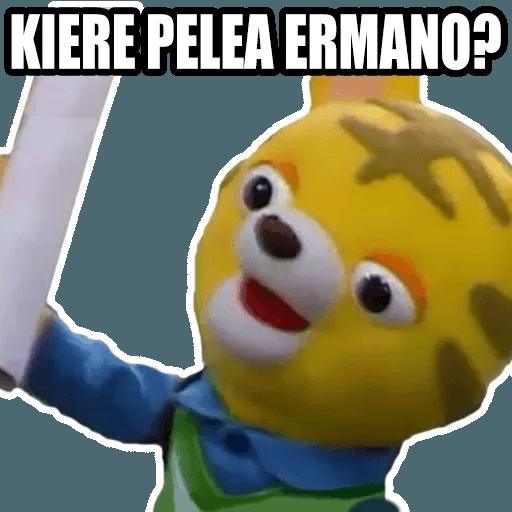 Pedro el mono - Sticker 8