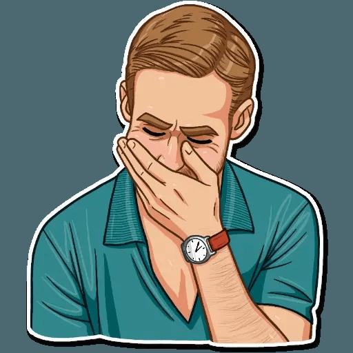 Ryan Gosling - Sticker 13