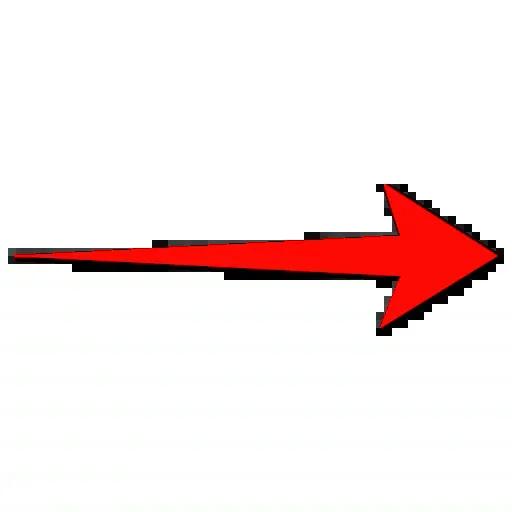 Arrow Drawings - Utils - Sticker 6