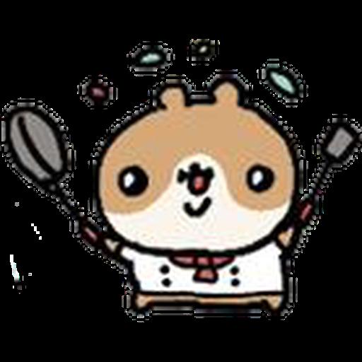 Twotuckgomi 2 - Sticker 28