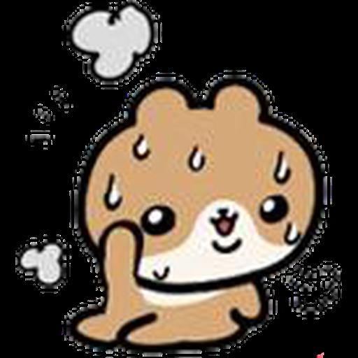 Twotuckgomi 2 - Sticker 25