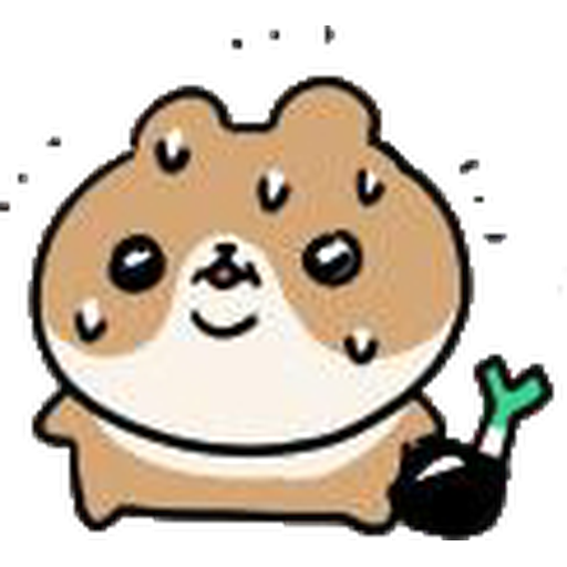 Twotuckgomi 2 - Sticker 7