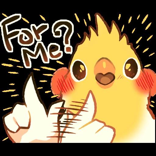 Bird3 - Sticker 5