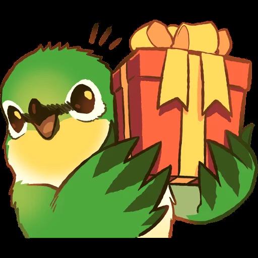 Bird3 - Sticker 4