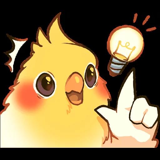 Bird3 - Sticker 2