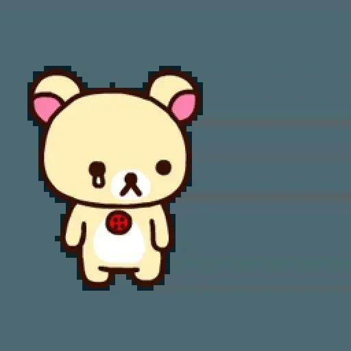 Rilakkuma - Sticker 13
