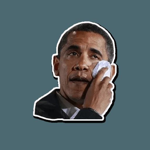 Obama - Sticker 7