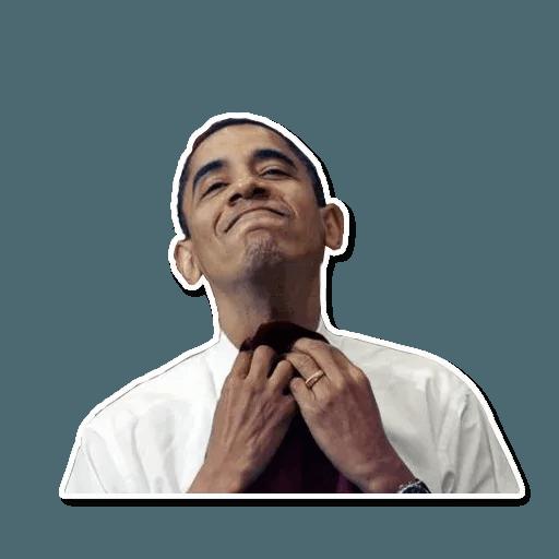 Obama - Sticker 15