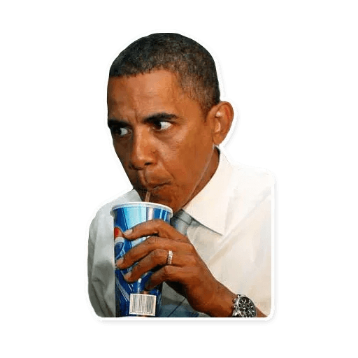 Obama hope stickers