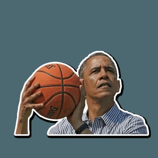 Obama - Sticker 19