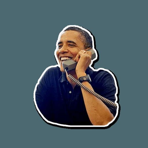 Obama - Sticker 5