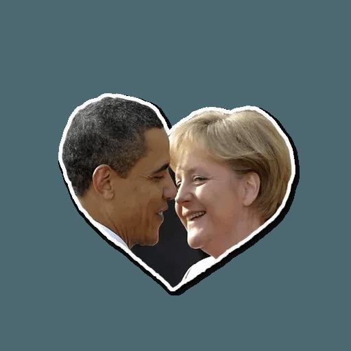 Obama - Sticker 18