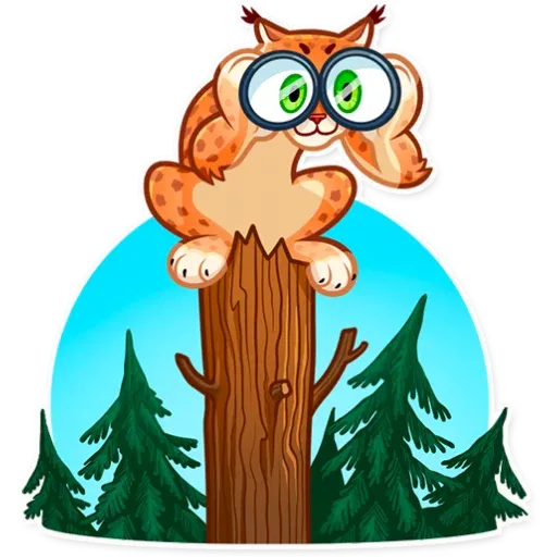 Lynx - Sticker 21