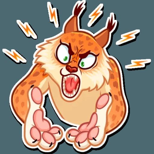 Lynx - Sticker 8