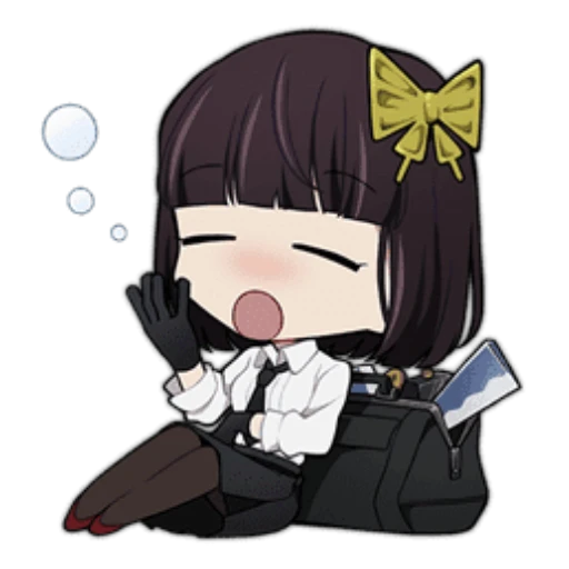 Bungo stray dogs - Sticker 4