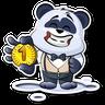 Pandan May - Tray Sticker