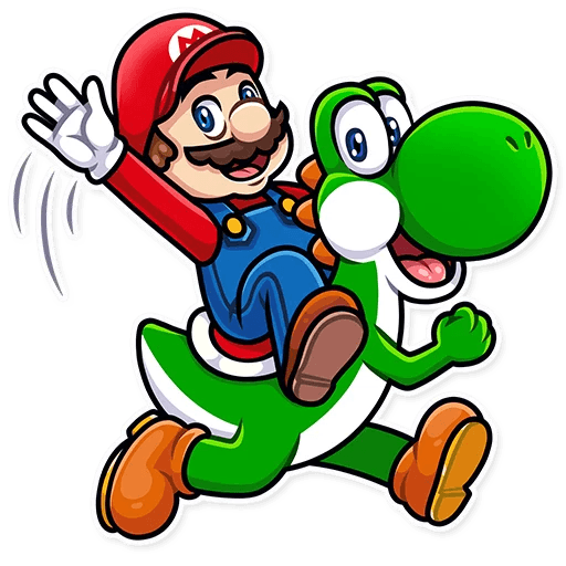 It's-a Me, Mario - Sticker 4