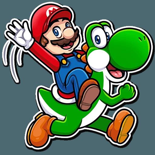 It's-a Me, Mario - Sticker 4