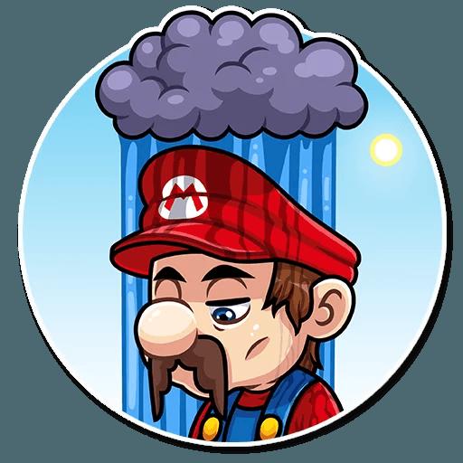 It's-a Me, Mario - Sticker 17