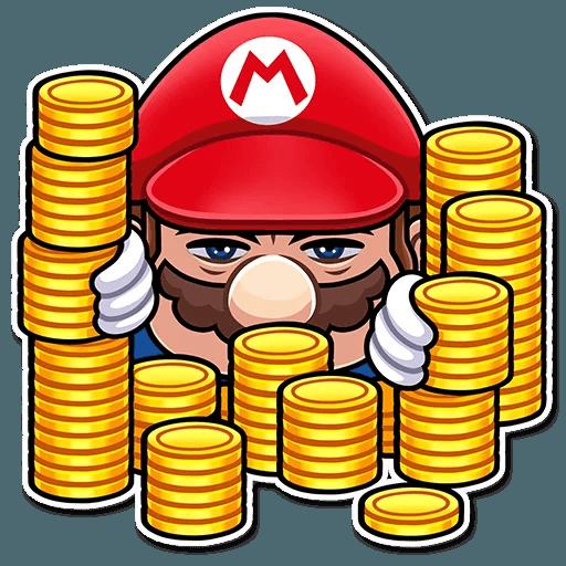 It's-a Me, Mario - Sticker 20