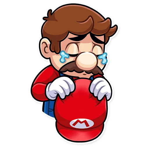 It's-a Me, Mario - Sticker 18