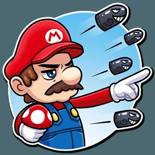 It's-a Me, Mario - Sticker 26
