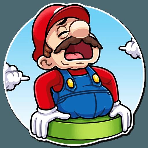 It's-a Me, Mario - Sticker 12