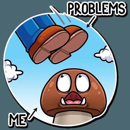 It's-a Me, Mario - Sticker 25