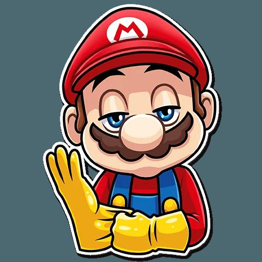 It's-a Me, Mario - Sticker 8