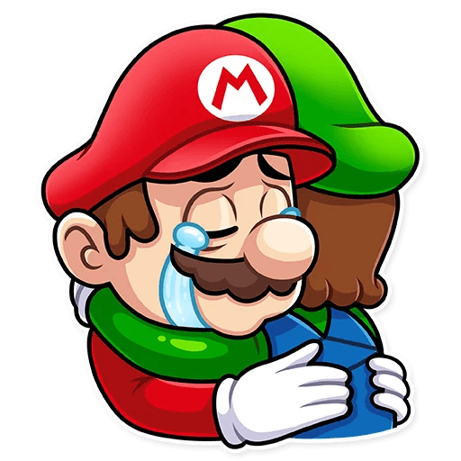 It's-a Me, Mario - Sticker 13