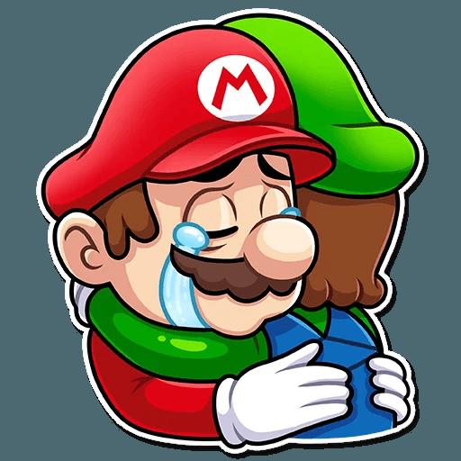 It's-a Me, Mario - Sticker 13
