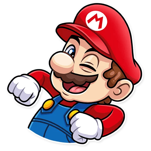 It's-a Me, Mario - Sticker 6