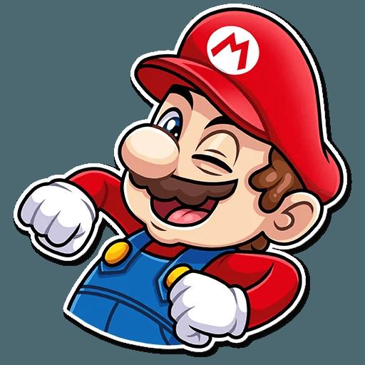 It's-a Me, Mario - Sticker 6