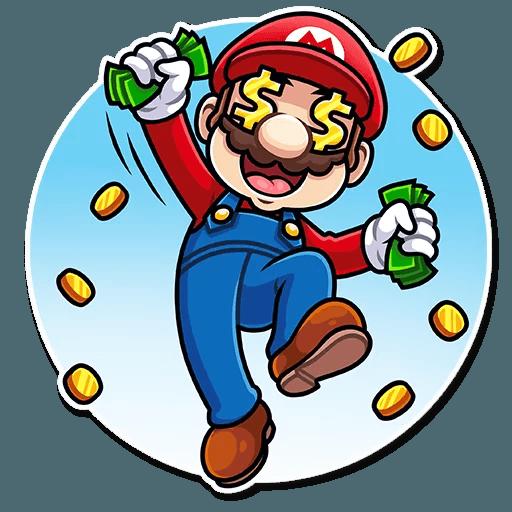 It's-a Me, Mario - Sticker 21
