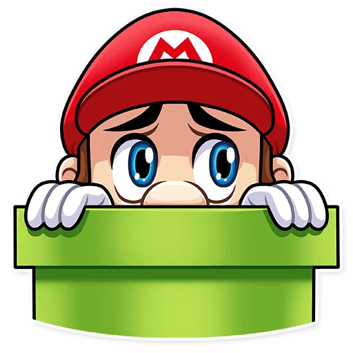 It's-a Me, Mario - Sticker 7