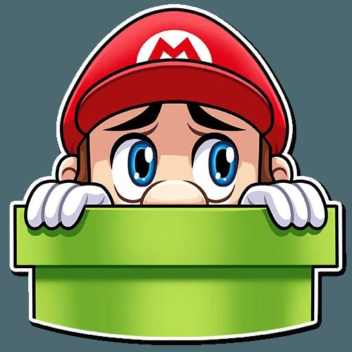 It's-a Me, Mario - Sticker 7