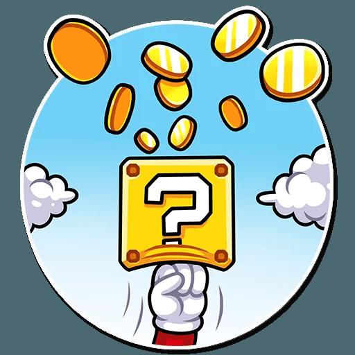It's-a Me, Mario - Sticker 24