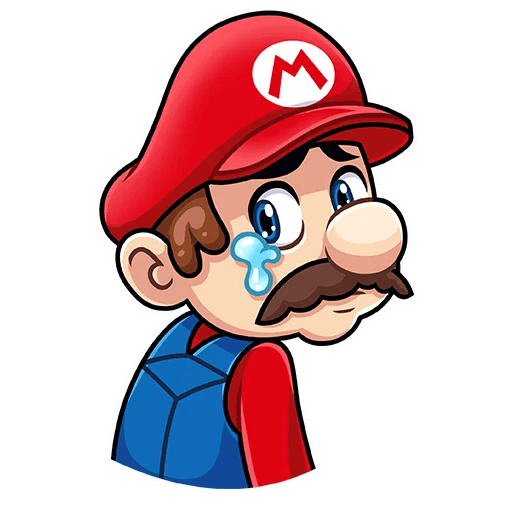 It's-a Me, Mario - Sticker 19