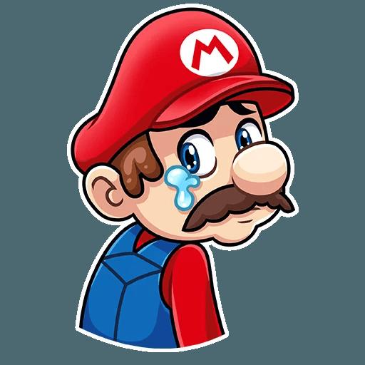 It's-a Me, Mario - Sticker 19