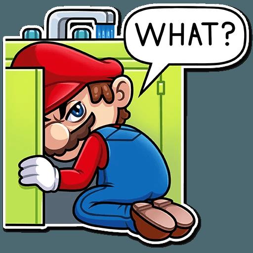 It's-a Me, Mario - Sticker 15