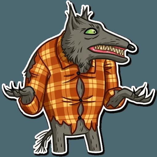 Jack skeleton - Sticker 28