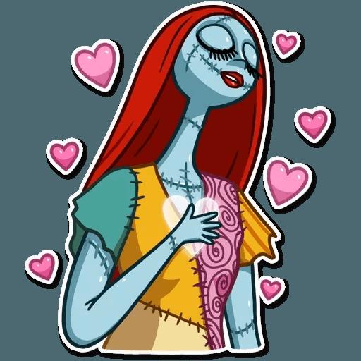 Jack skeleton - Sticker 26