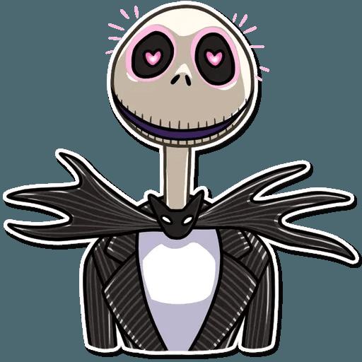 Jack skeleton - Sticker 11
