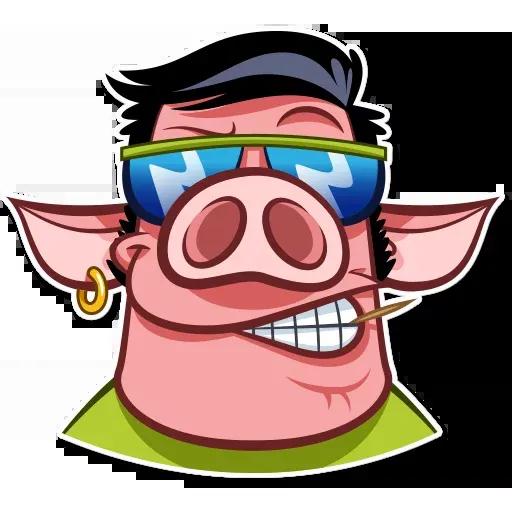 Pig - Sticker 27