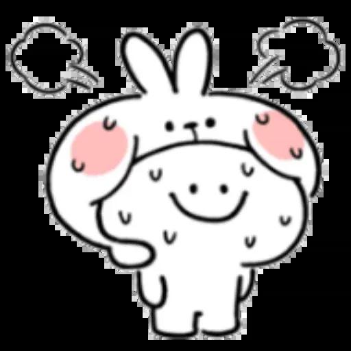 Spoiled rabbit 夏日版 3 - Sticker 20