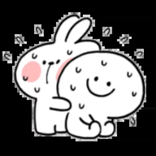 Spoiled rabbit 夏日版 3 - Sticker 19