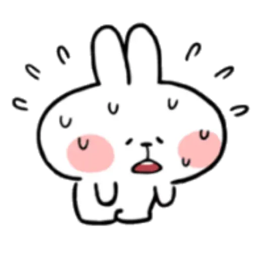 Spoiled rabbit 夏日版 3 - Sticker 14