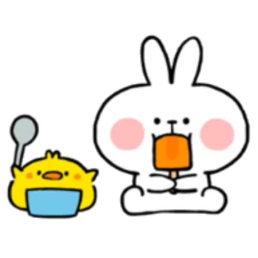Spoiled rabbit 夏日版 3 - Sticker 7
