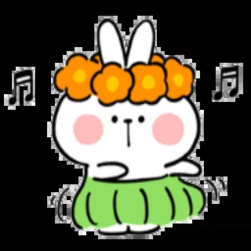 Spoiled rabbit 夏日版 3 - Sticker 9