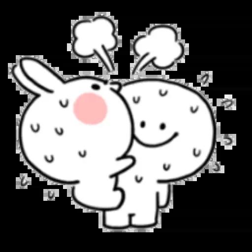 Spoiled rabbit 夏日版 3 - Sticker 18